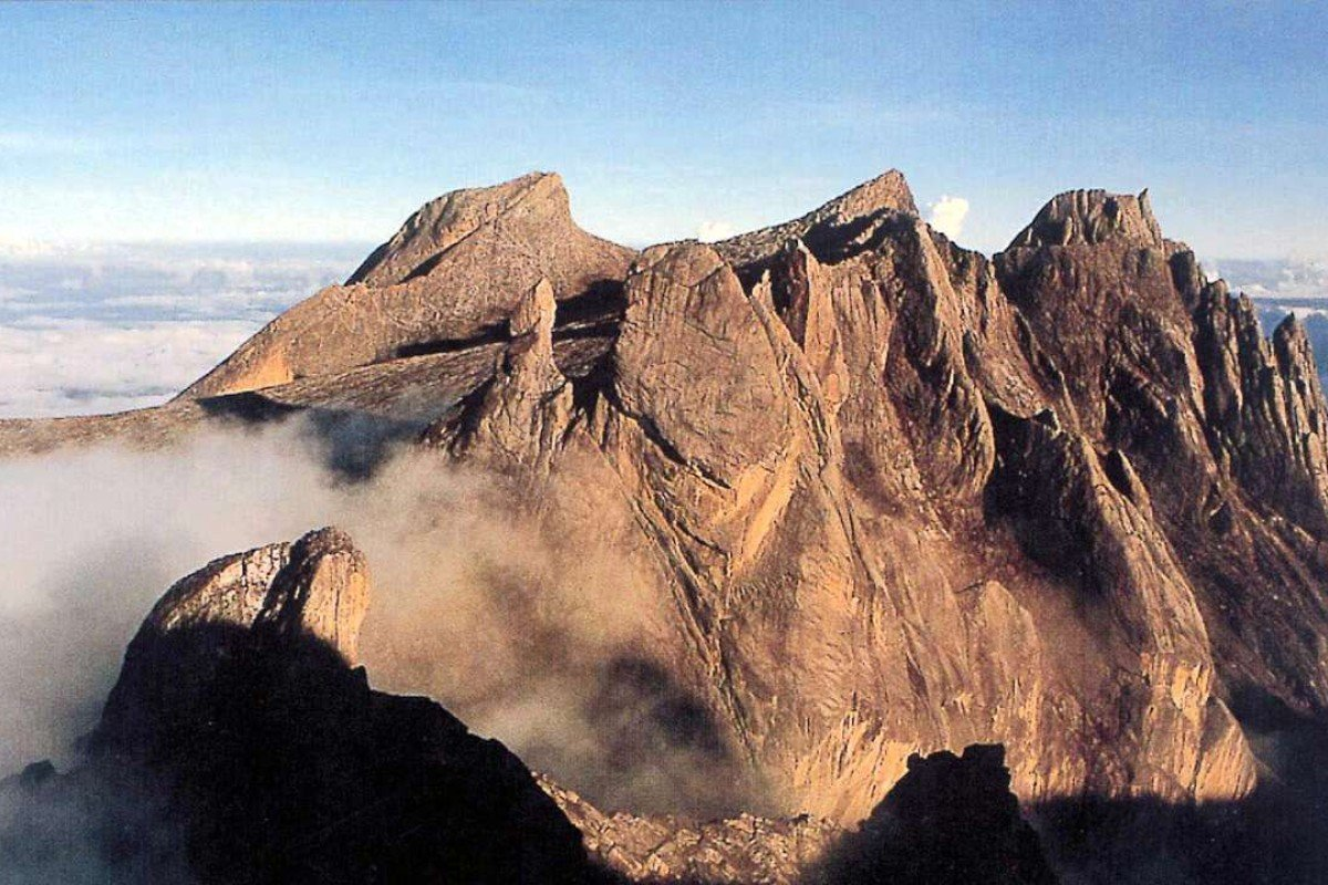 Mount Kinabalu, Southeast Asia's highest peak, is becoming a popular tourist draw in Sabah, Malaysia. Photo: AFP