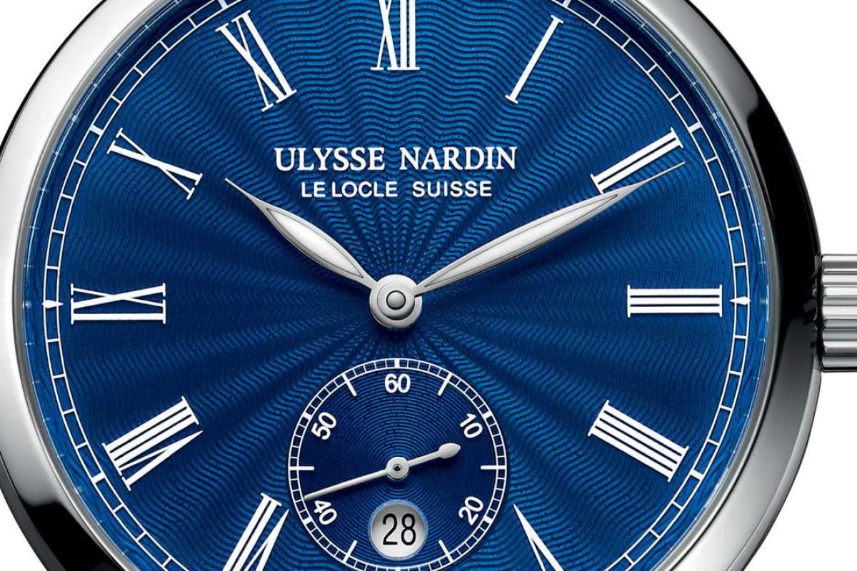 Ulysse Nardin's Classico Manufacture