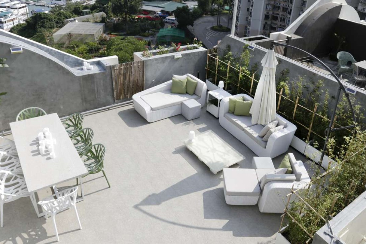 Architect gives his Hong Kong apartment eco-friendly makeover | Post ...
