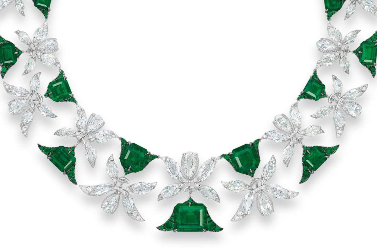 Edmond Chin jewellery featured at Christie's spring sale 2017