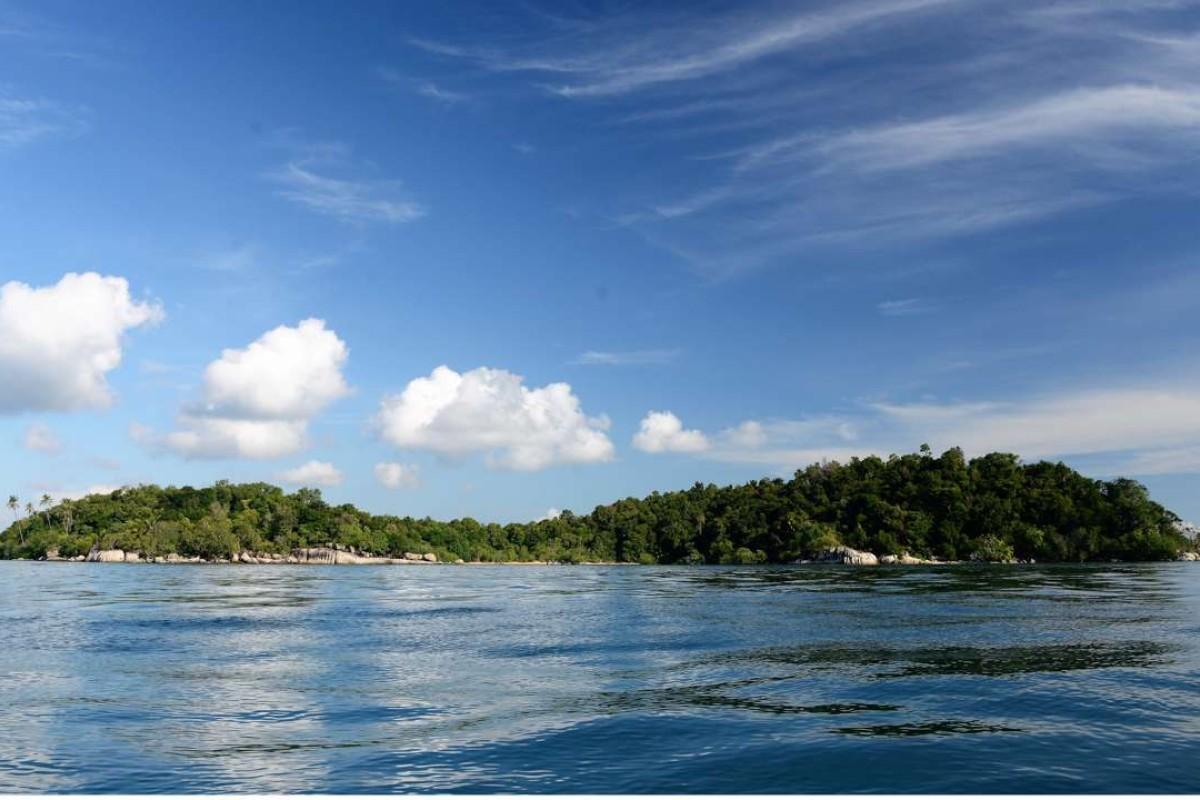 Cempedak Island, Indonesia.