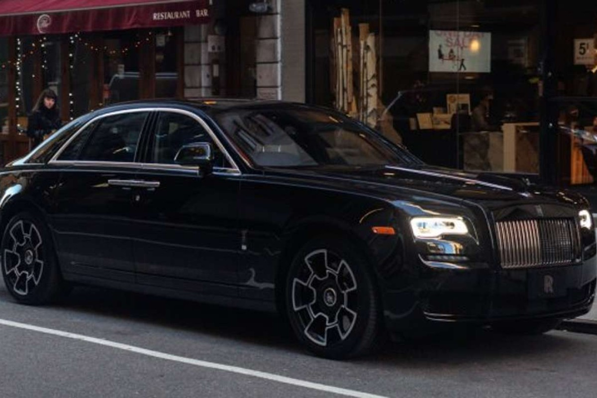 """The Rolls-Royce Ghost """"Black Badge"""" edition is was out of this world"""