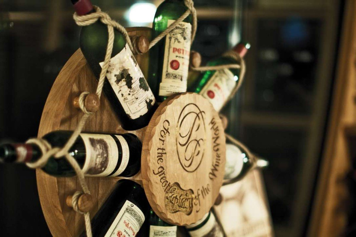 The France Cellar at Palais Coburg houses the great wines of France, with an emphasis on Bordeaux and Burgundy.