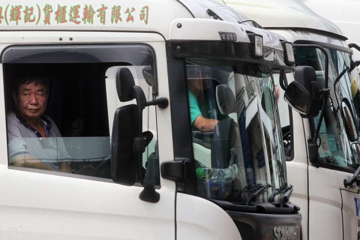 With machines and automation threatening the livelihoods of many workers, such as truck drivers, many countries are now looking to a universal basic income system to boost their economies. Photo: K. Y. Cheng