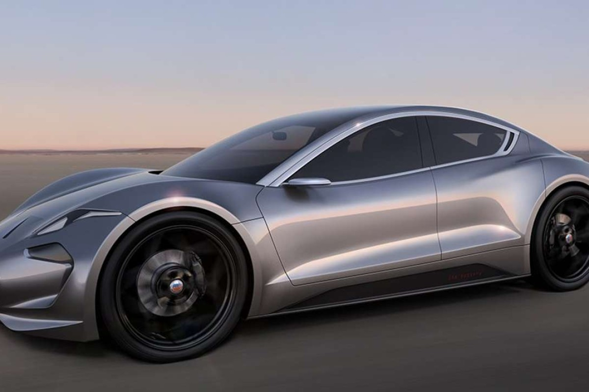 Legendary car designer Henrik Fisker will unveil his Tesla rival in August