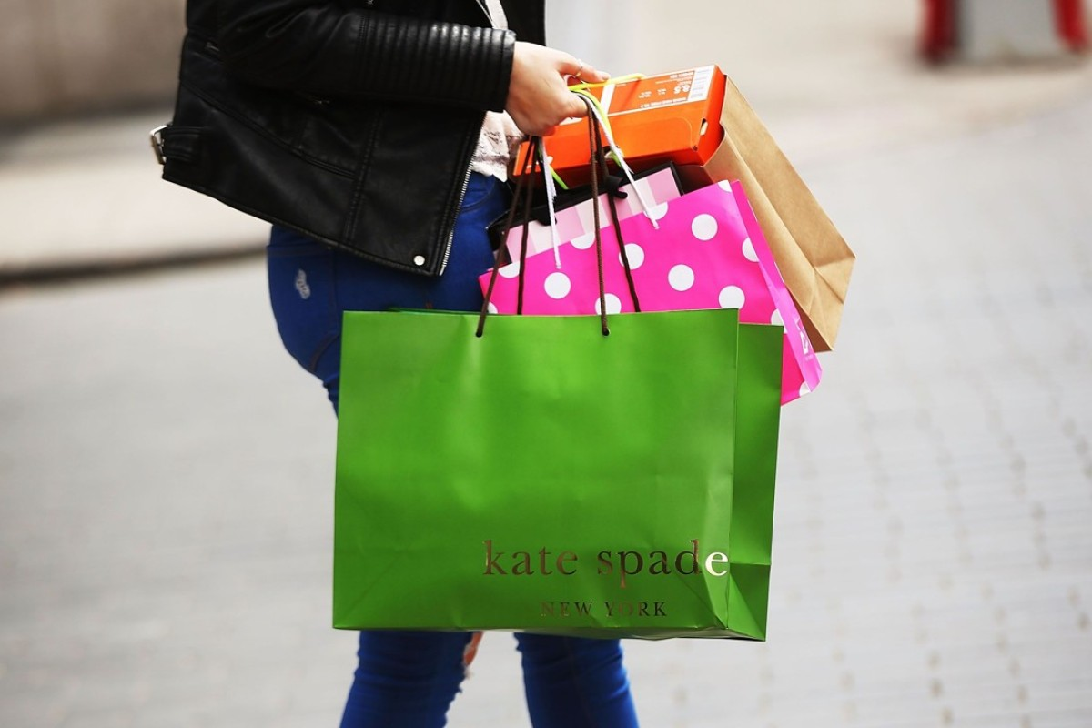 Coach, the American maker of high-end luxury goods, announced on Monday that it would buy rival Kate Spade in a US$2.4 billion deal. Photo: AFP
