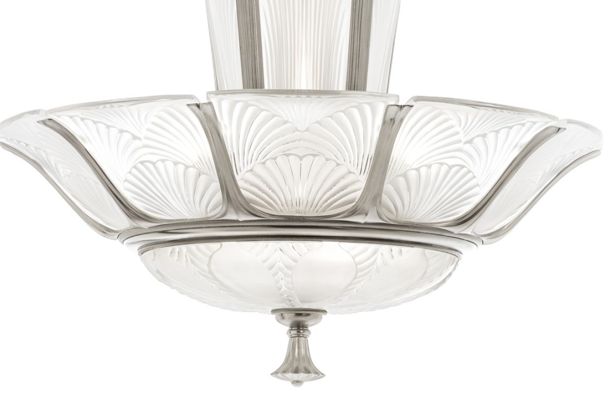 Ginkgo collection by Lalique and Delisle