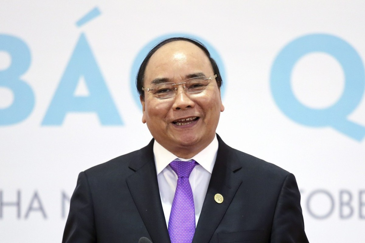 Vietnam's Prime Minister Nguyen Xuan Phuc will travel to Washington to meet with US President Donald Trump. Photo: EPA