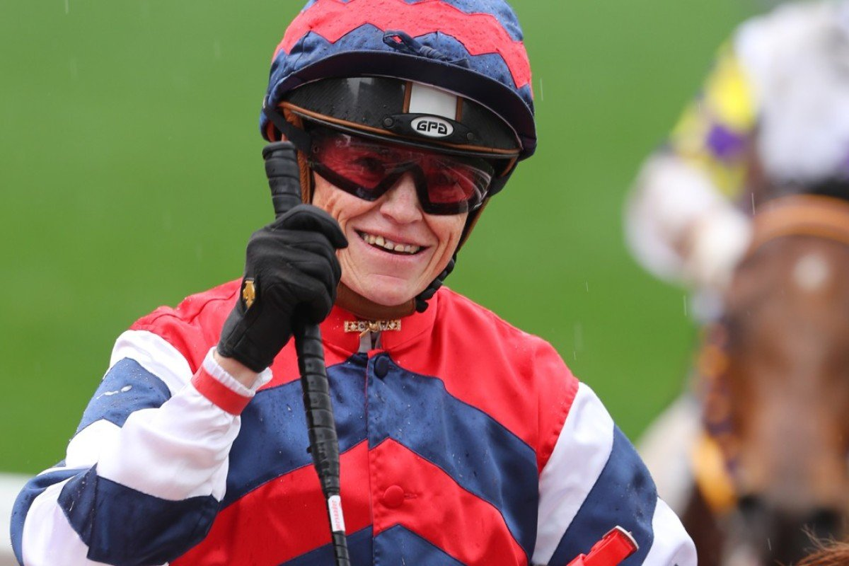 Jockey Craig Williams. Photos: Kenneth Chan
