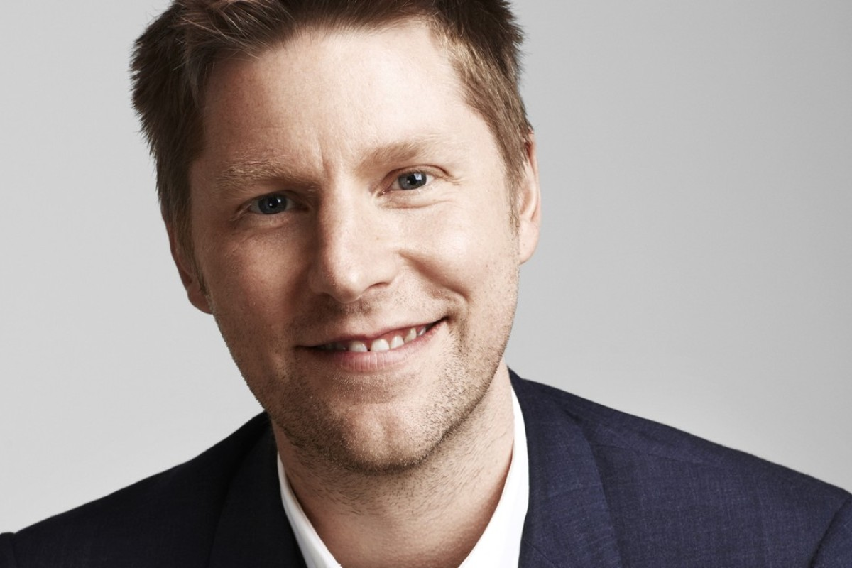 Burberry's chief creative officer and CEO Christopher Bailey