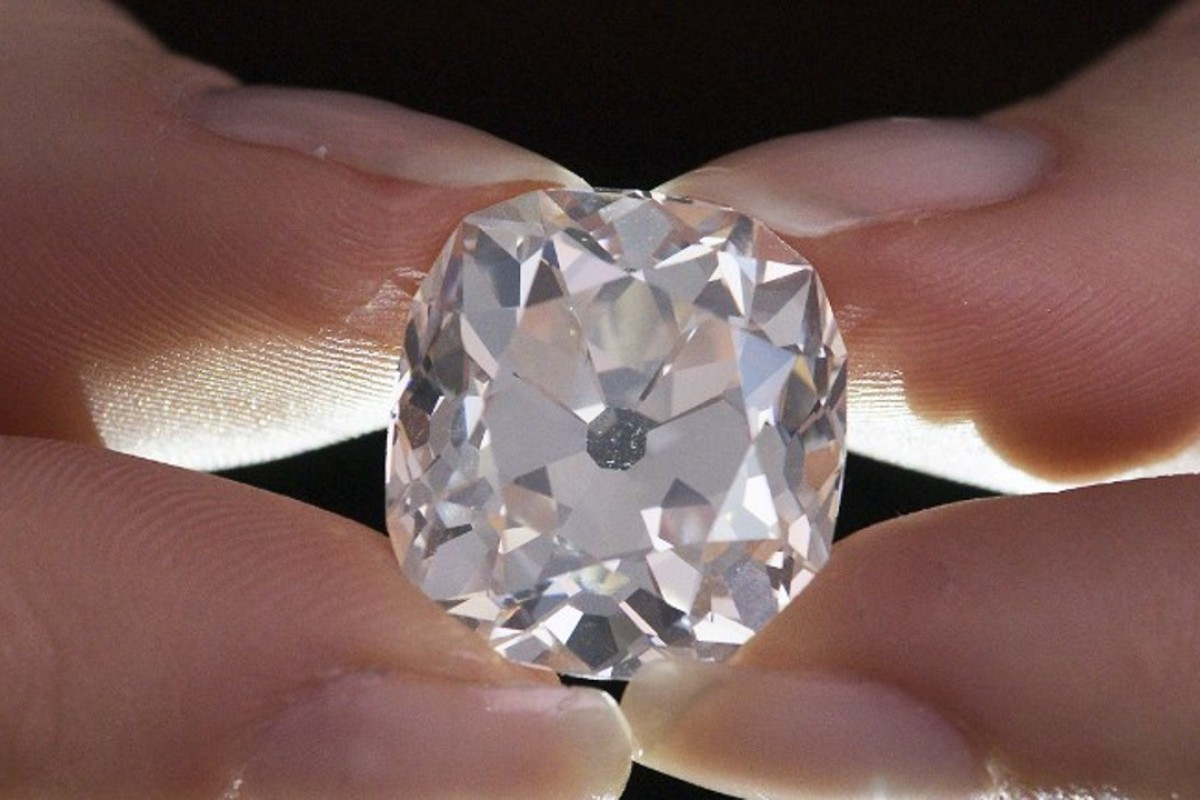 Image result for real 26.27-carat diamond