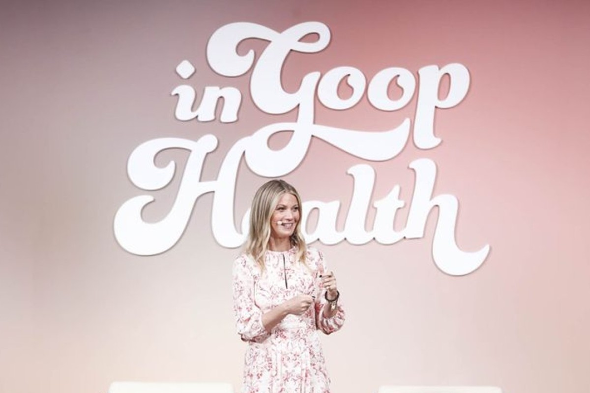 Goop, a female lifestyle company founded by Gwyneth Paltrow, hosted its first conference in Los Angeles