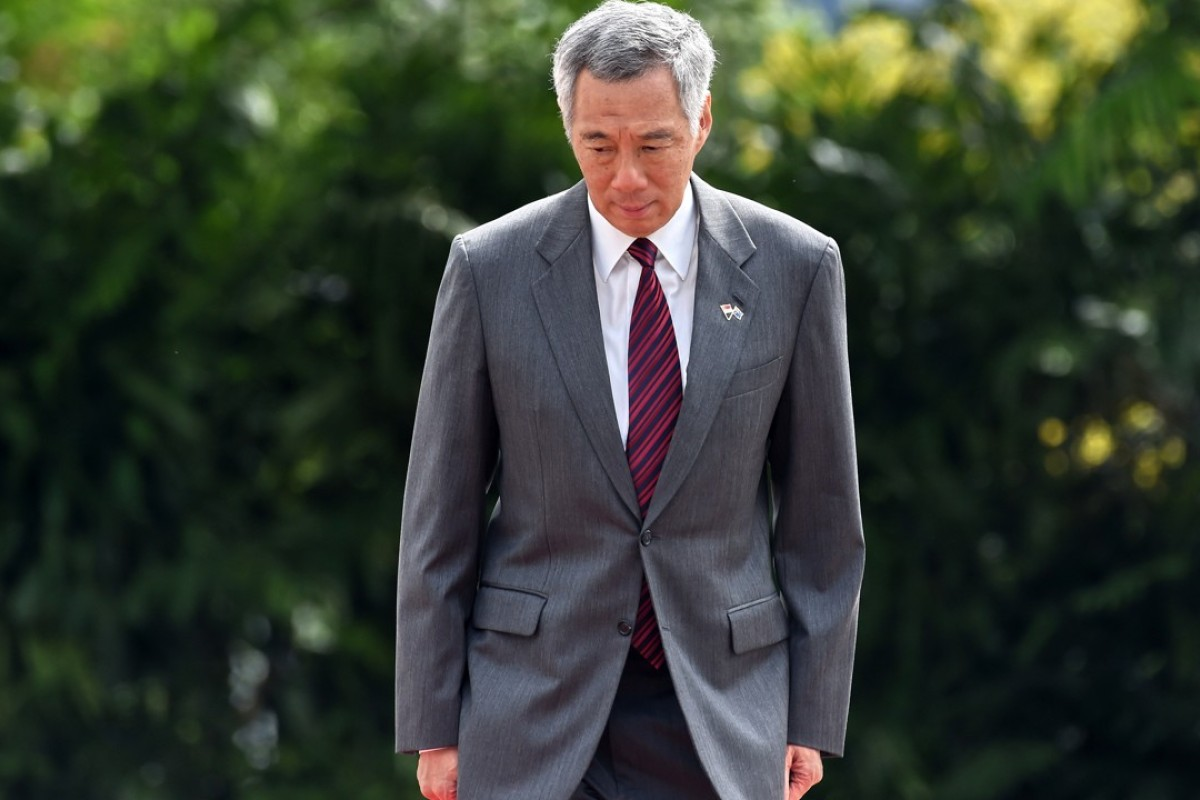 Singapore's prime minister, Lee Hsien Loong, says his siblings' allegations are 'mostly inaccurate'. Photo: AFP