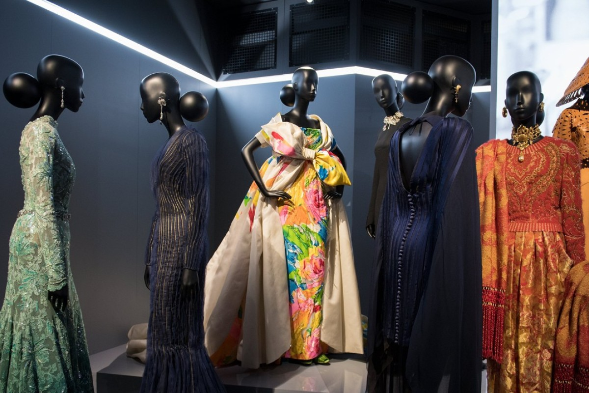 Paris Exhibition Celebrates Dior S 70th Anniversary