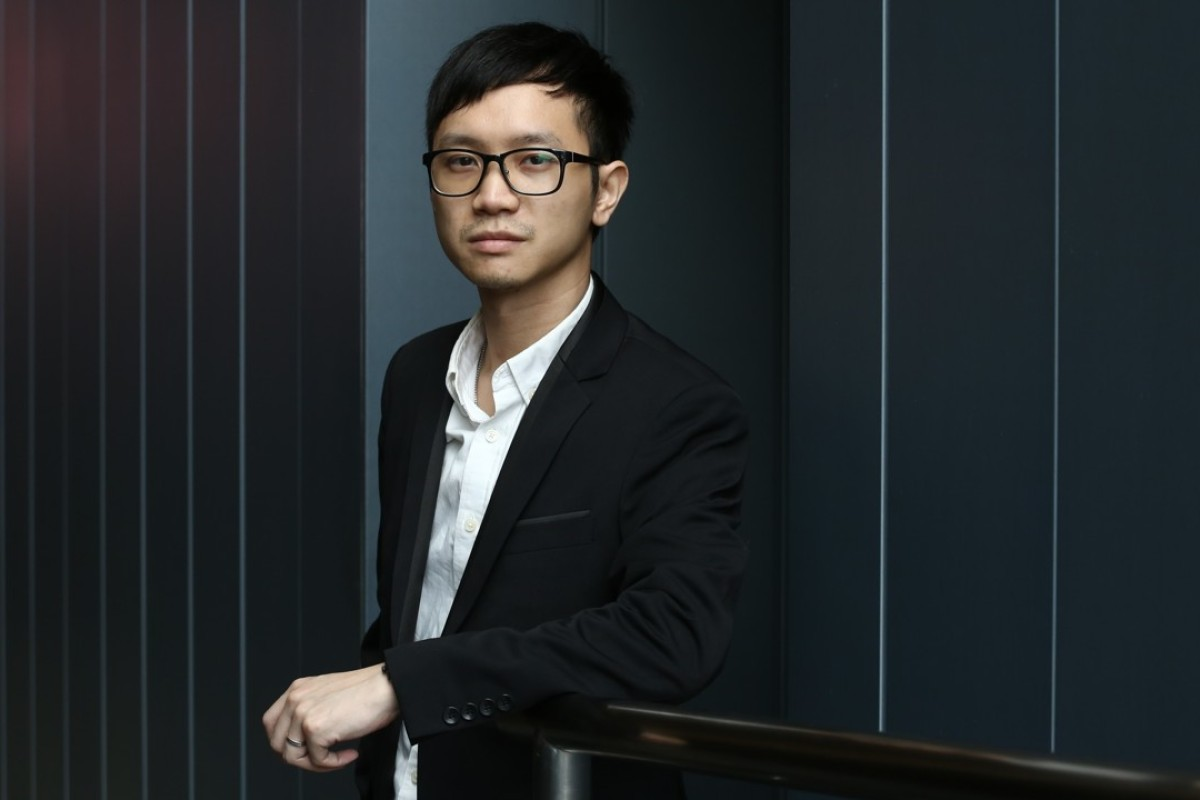 Vincent Mo Wing-chung, whose Hong Kong design firm adapts homes to meet the needs of old people. Picture: Jonathan Wong