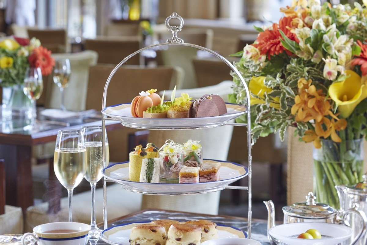 The Peninsula partners with Van Cleef & Arpels to launch a nature-inspired afternoon tea