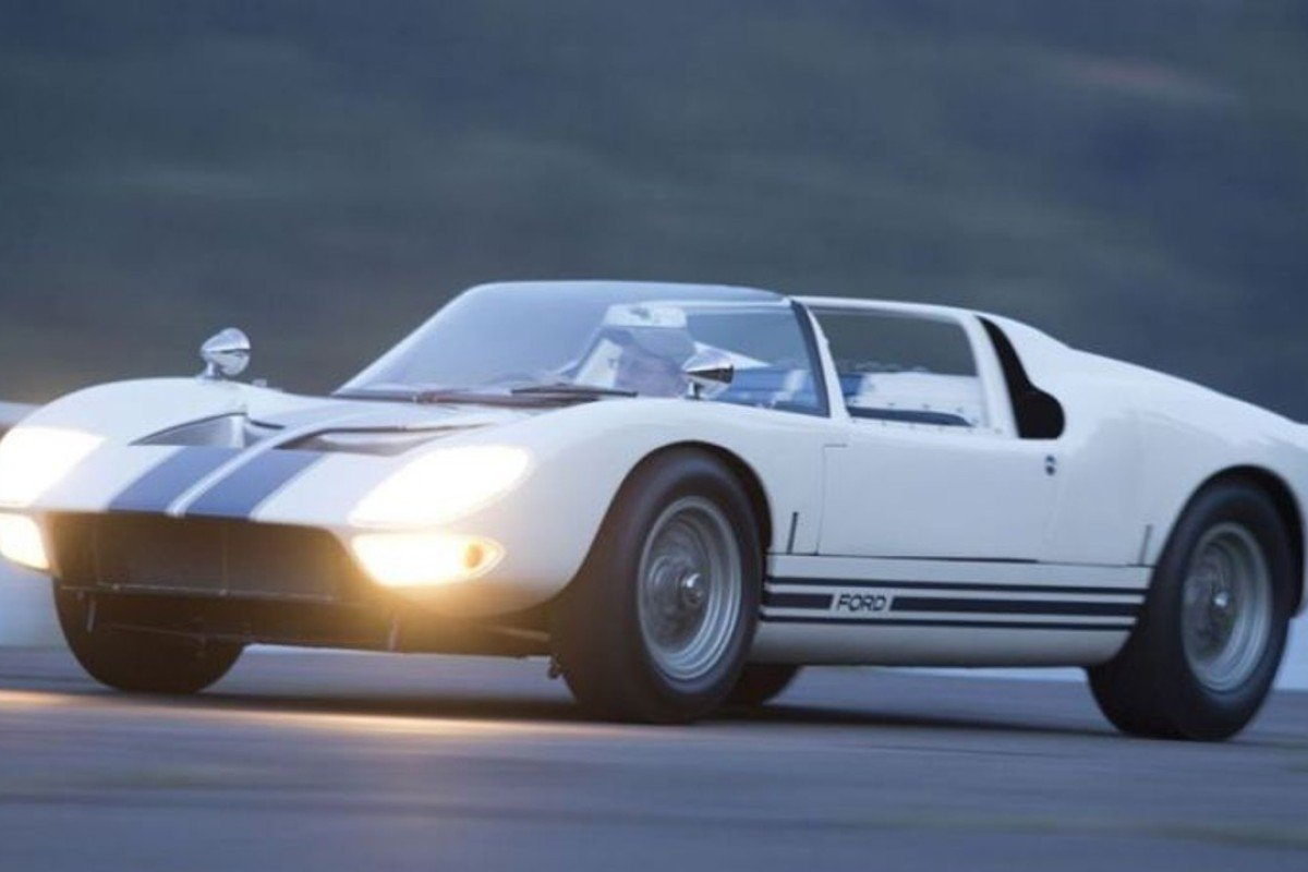A one-of-a-kind GT40 that can hit 200 mph may be a bargain — even north of $7 million