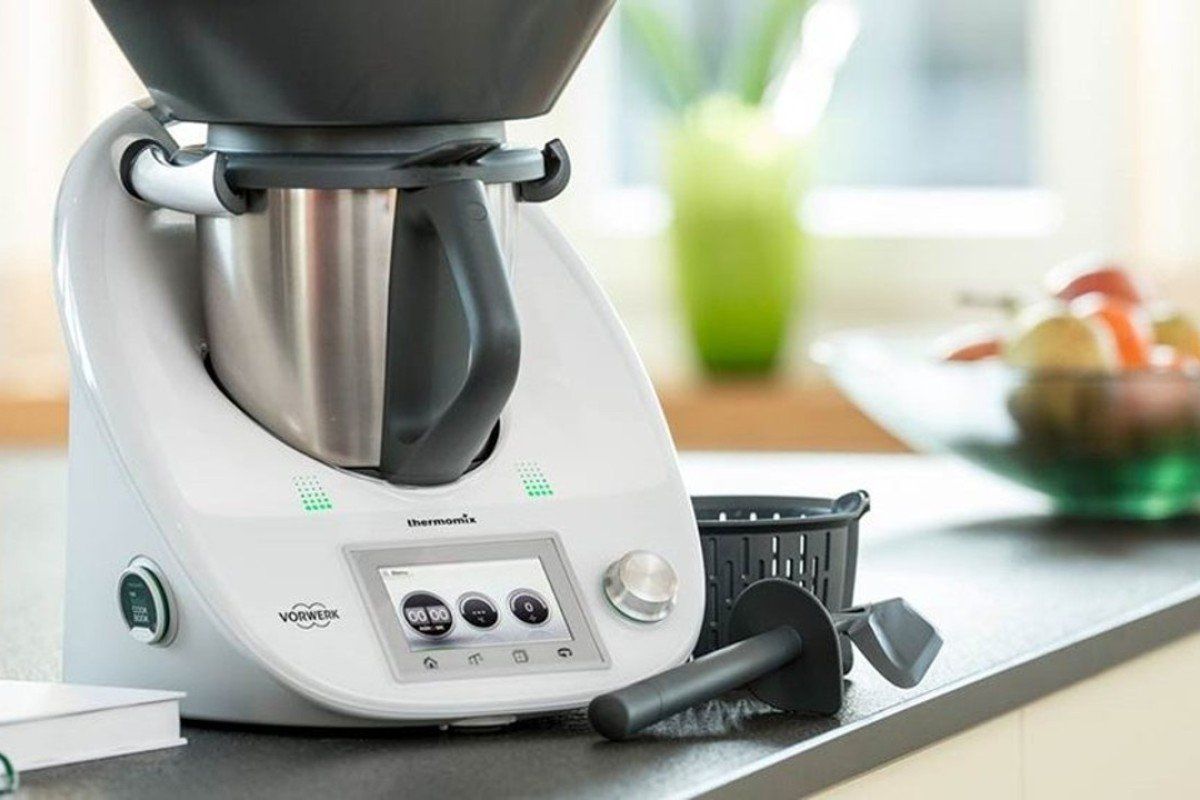 The Thermomix food processor.