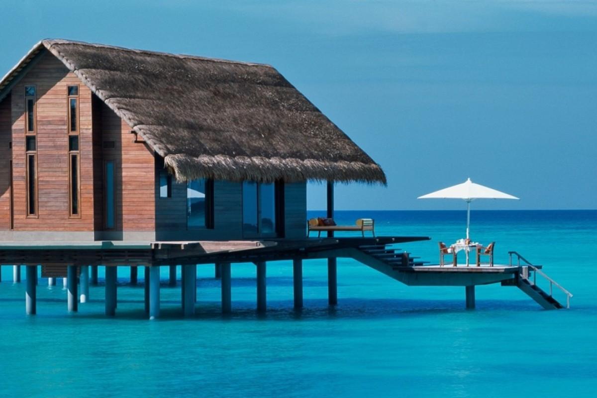 One Only Reethi Rai Water Villa Maldives