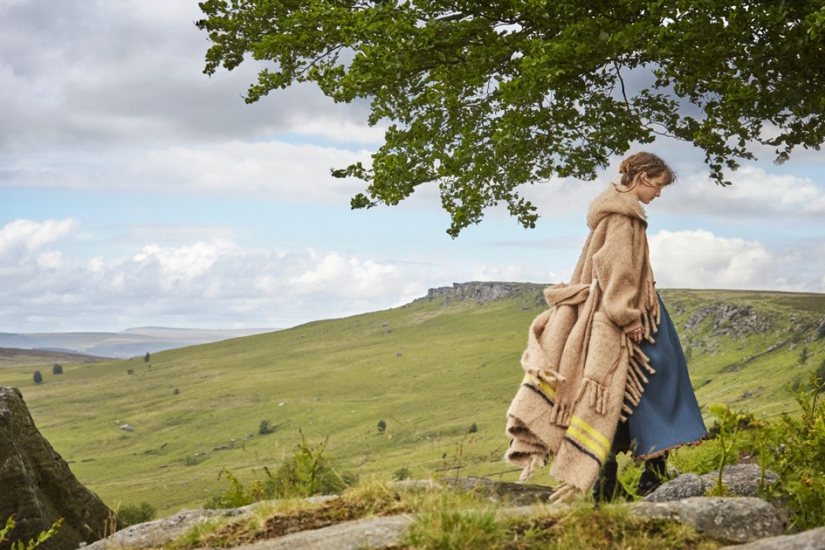 Get swept away by the gorgeous views of Stanage Edge in Derbyshire, the setting of Jane Austen's renowned novel