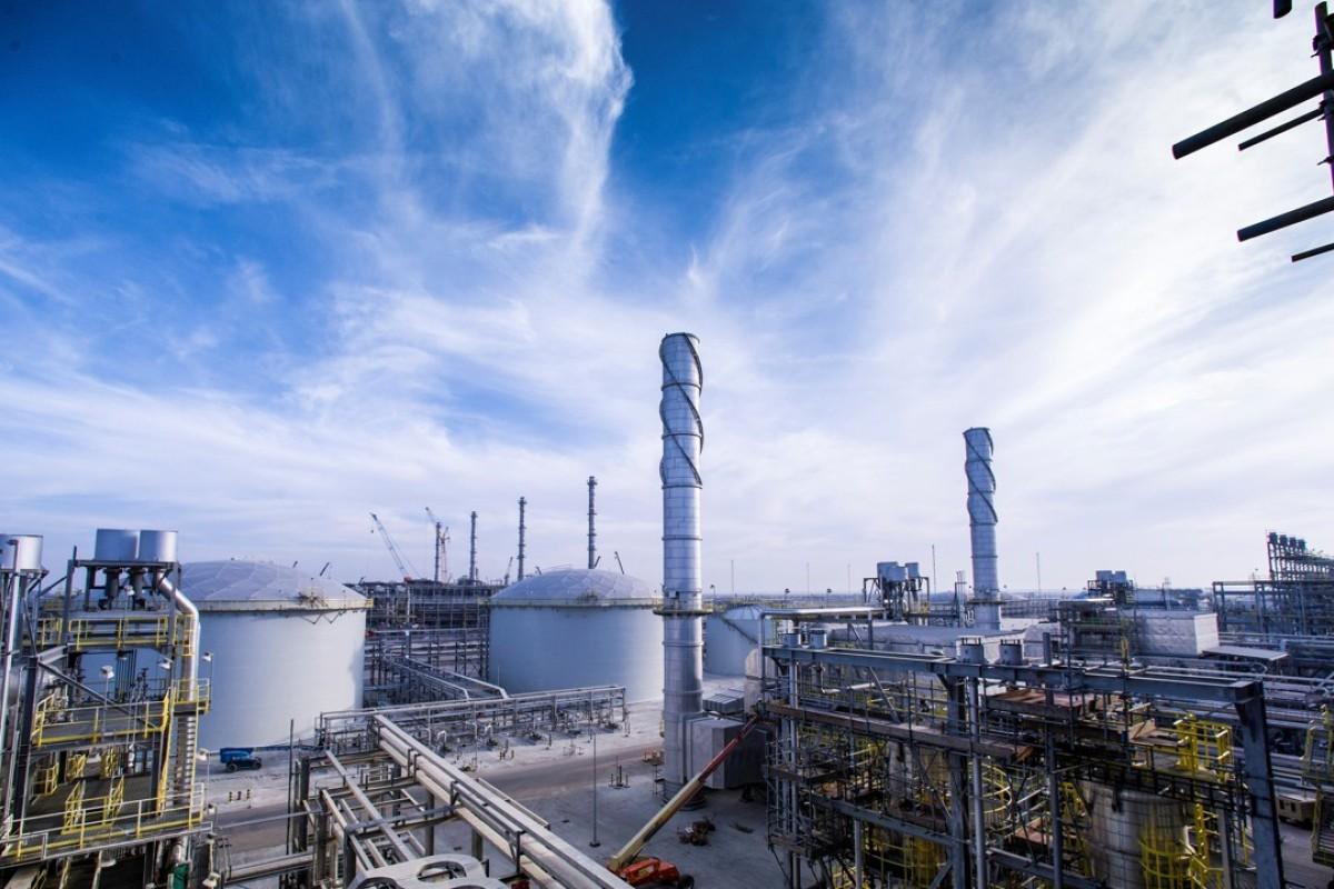 Saudi Aramco's Wasit Gas Plant, Saudi Arabia. Photo: Reuters