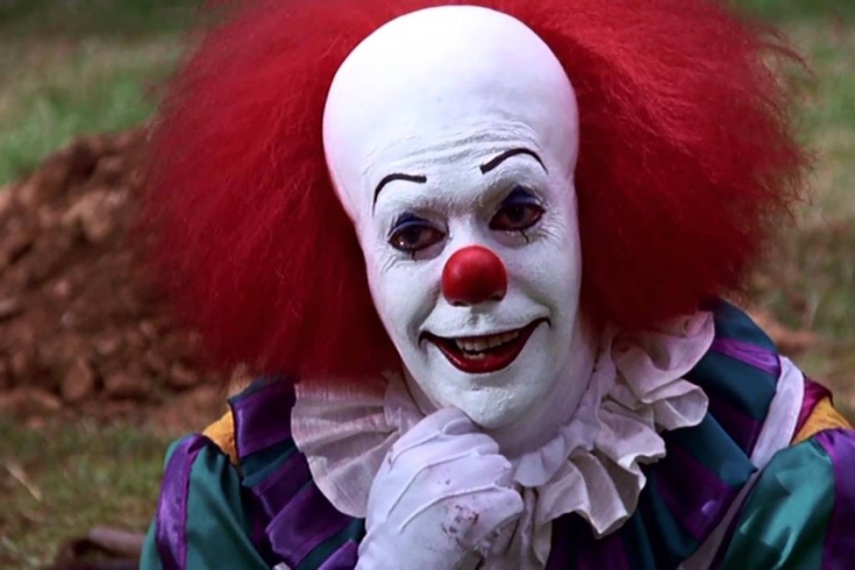 Pennywise the Dancing Clown. Picture : YouTube