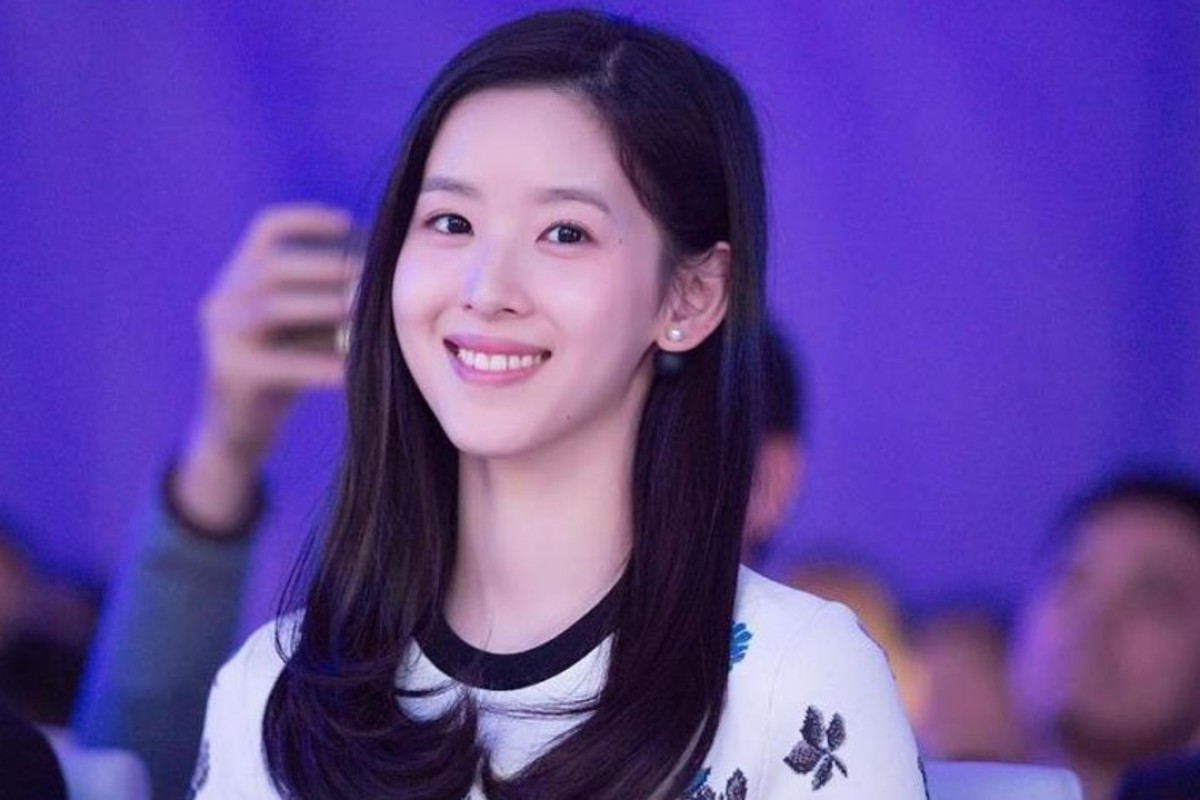 Zhang Zetian has been actively promoting e-commerce giant JD.com and its public welfare projects.