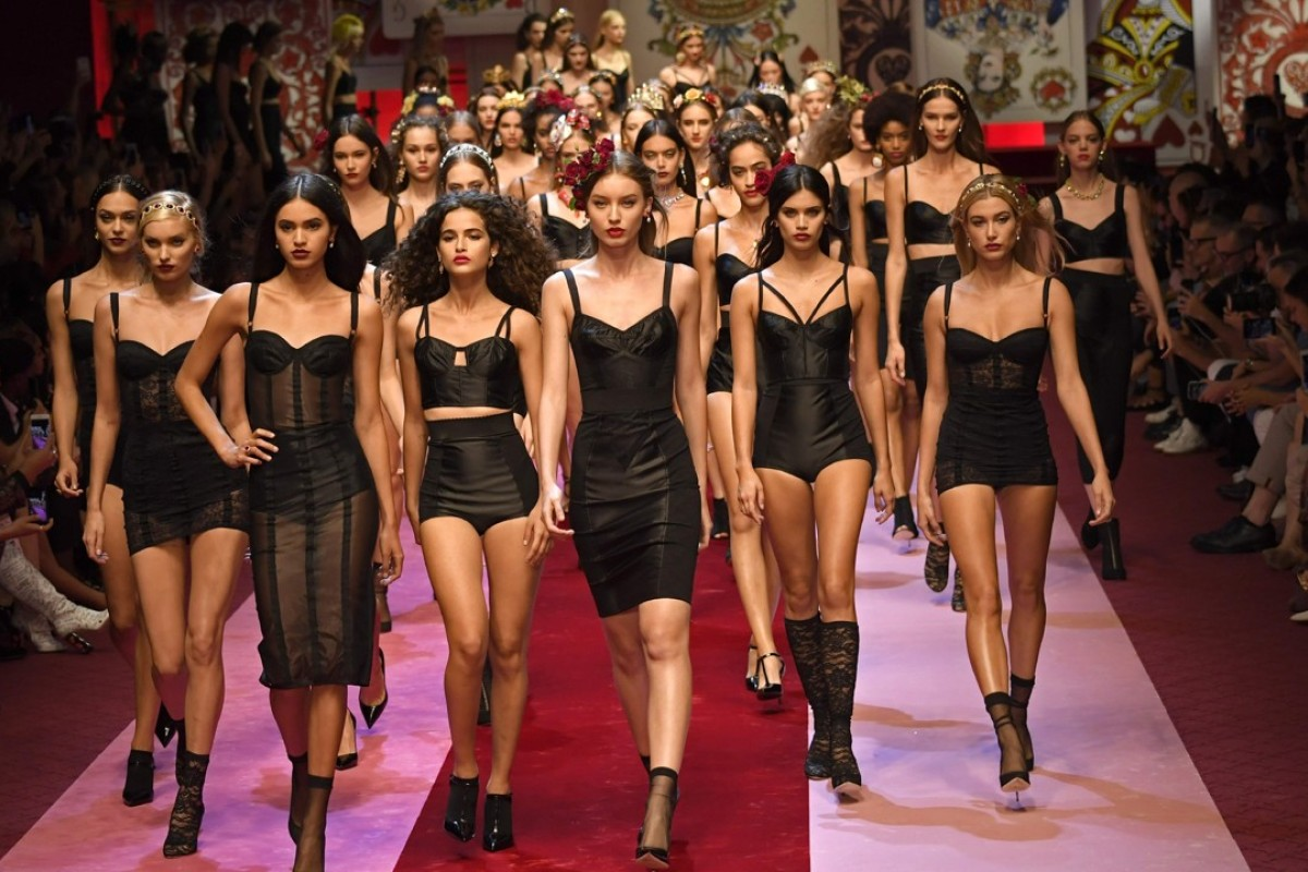 Dolce Gabbana S Queen Of Hearts Fetes Strong Women On Milan Catwalk Style Magazine South
