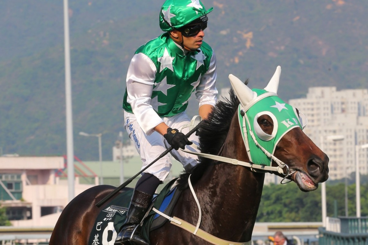 Quirky Pakistan Star had a couple of stunning come-from-behind wins in his first races. Photo: Kenneth Chan