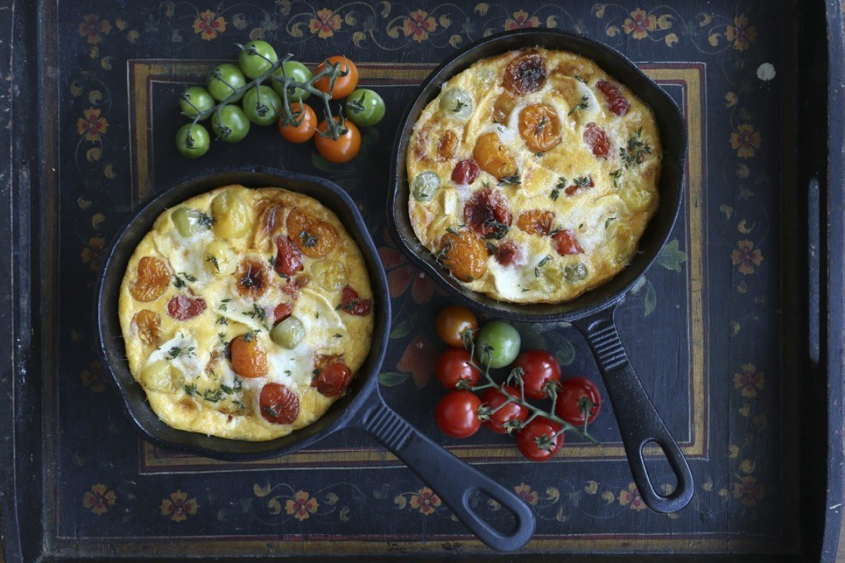 Two delicious recipes that use autumn's colourful tomatoes ...
