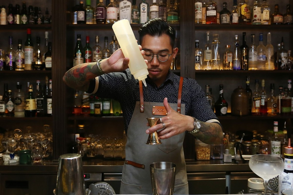 From bold to bespoke, mixologists at Quinary, Stockton, J Boroski, and The Old Man impress globally. Photo: SCMP / Jonathan Wong