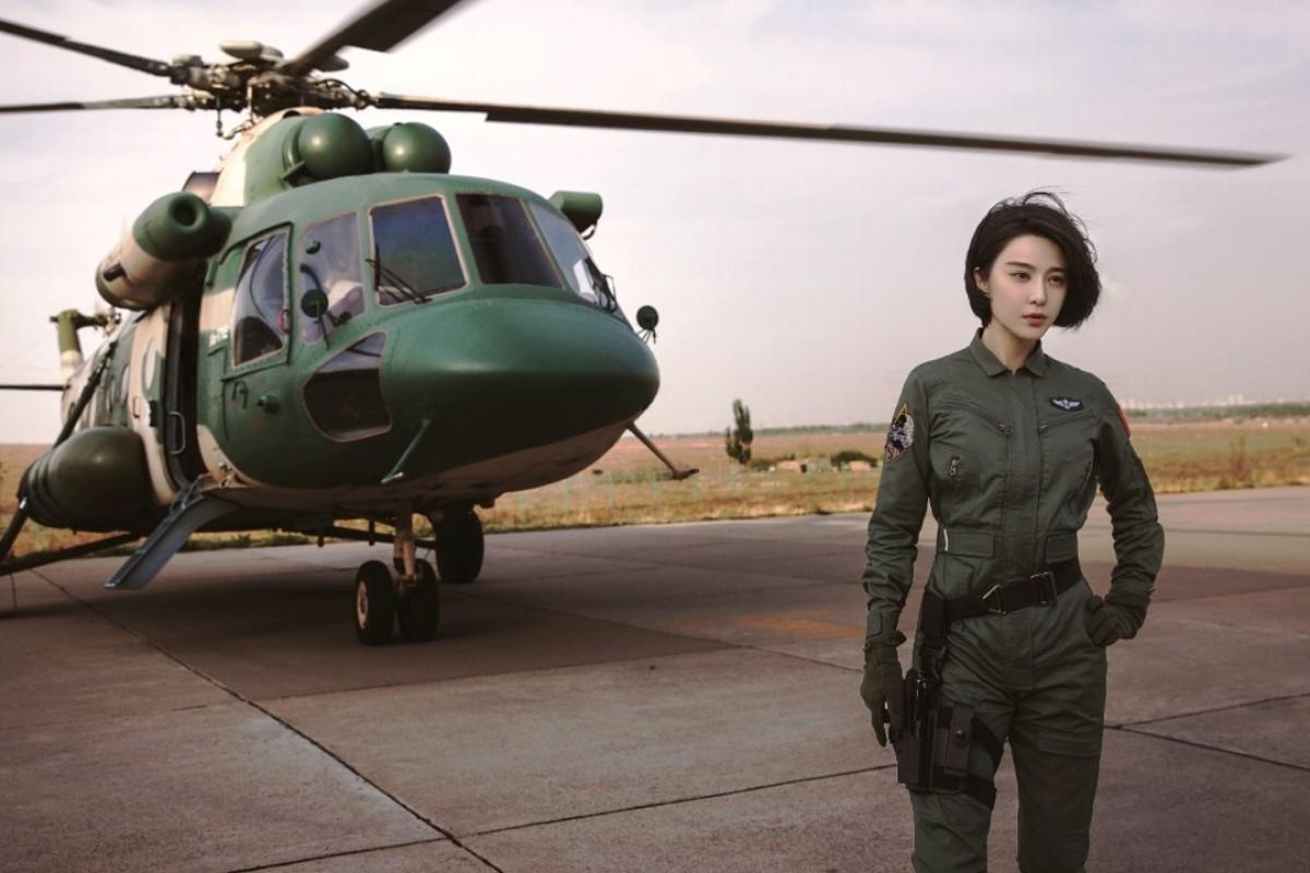 Fan Bingbing stars in the Chinese film Sky Hunter.