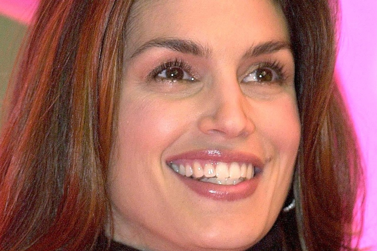 US supermodel Cindy Crawford. Picture: AFP