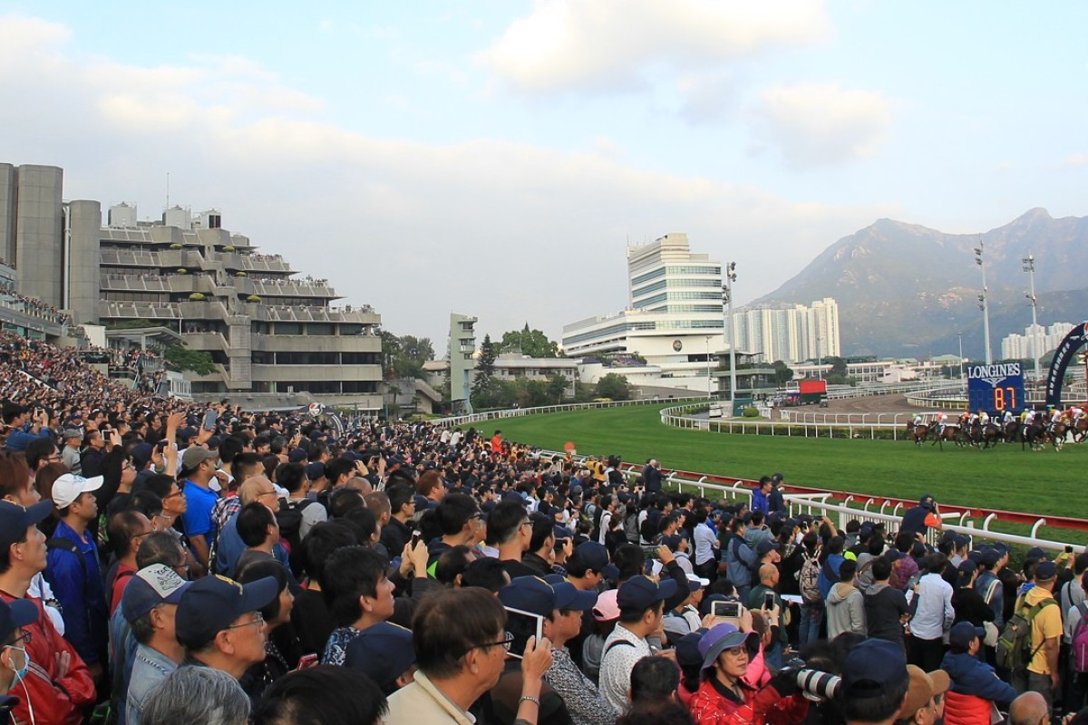 The Longines Hong Kong International Races are only four weeks away. Photo: Kenneth Chan