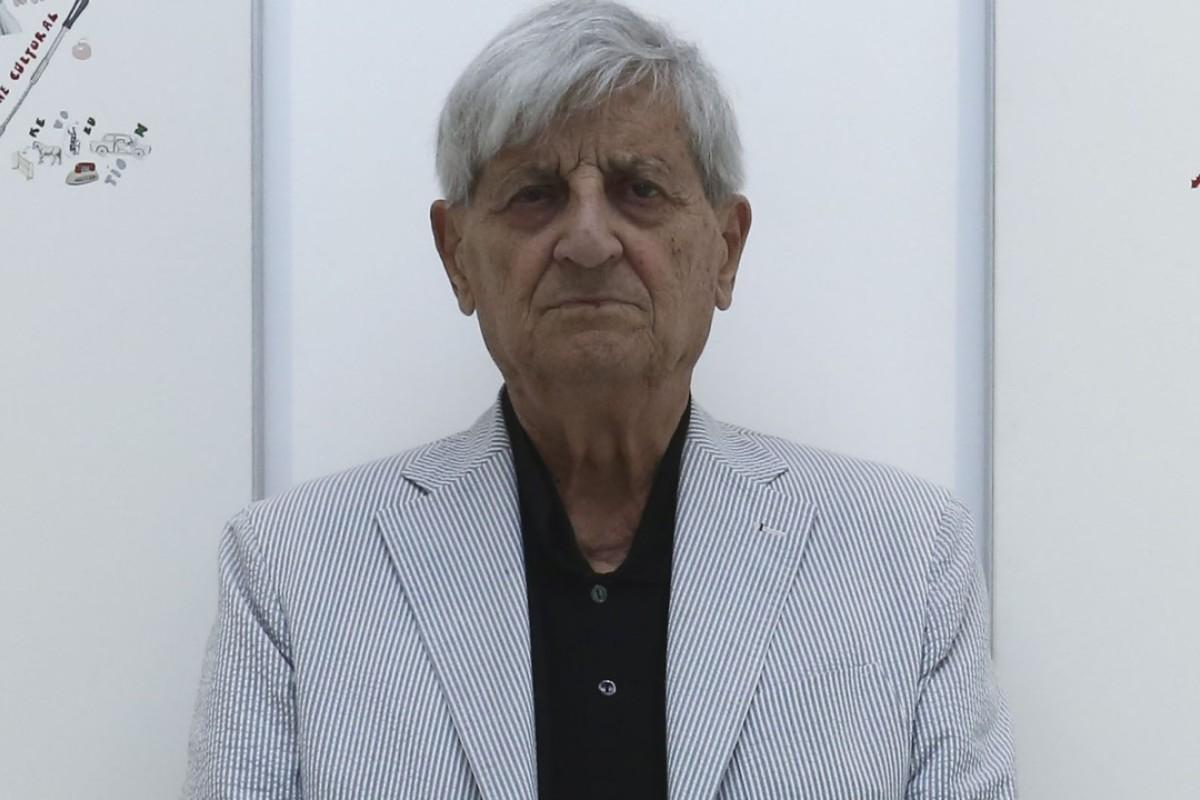 At 93 italian artist gianfranco baruchello is still going for Gianfranco baruchello