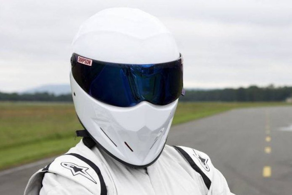The identity of the Stig, a character on Top Gear, was largely unknown until recently.