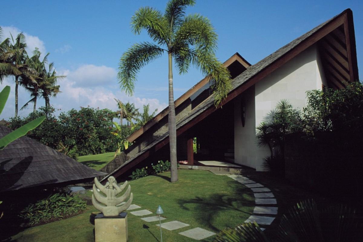 The Bali villa of Sin Sin Man. Pictures: courtesy of Sin Sin Man