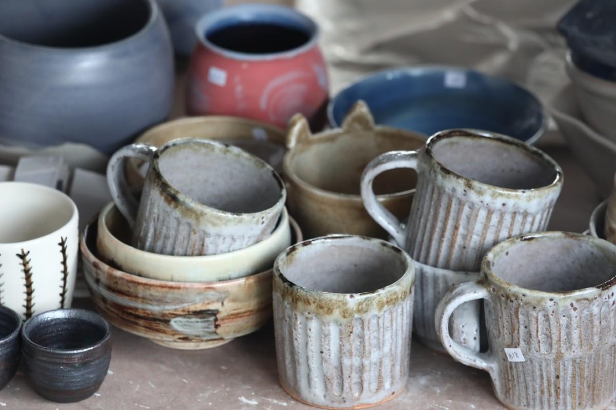 pottery from lump studio hong kong pictures jonathan wong - Christmas Ceramics
