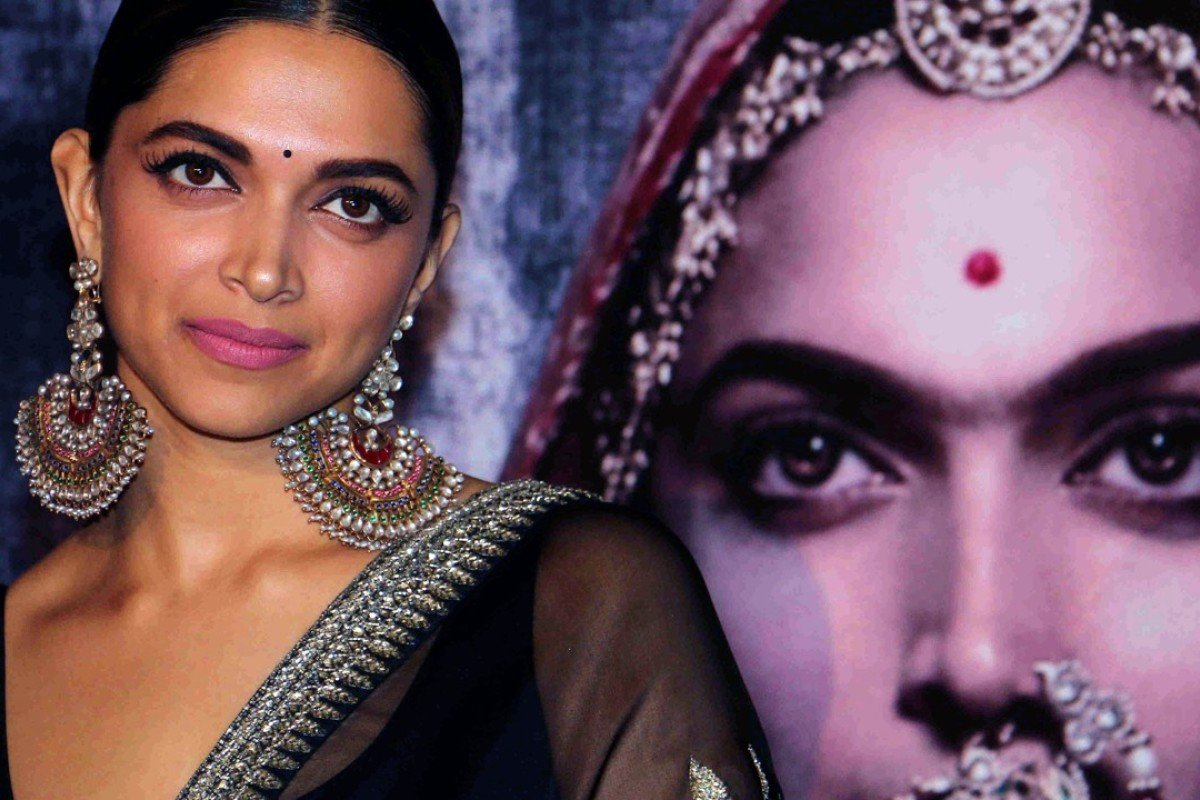 Indian Bollywood actress Deepika Padukone plays the title role in the film Padmavati. Photo: AFP