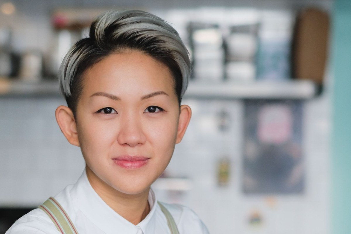 Chef May Chow.