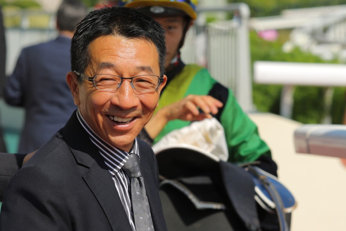 Trainer Me Tsui. Photos: Kenneth Chan