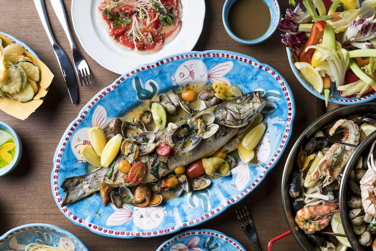 Hong Kongs 10 Best New Restaurants Of 2017 Style Magazine South Yummy Bites 123 Flavor Strawbearry Seafood Gets A Mediterranean Twist At Osteria Marzia