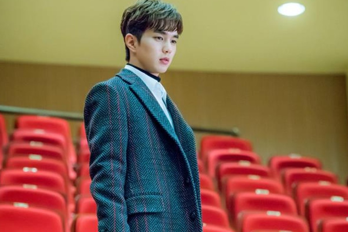Yoo Seung-ho in I Am Not a Robot. Photo: MBC