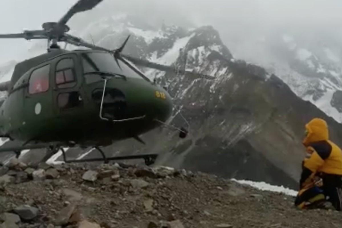 Polish climbers pull off daring winter rescue on Nanga Parbat
