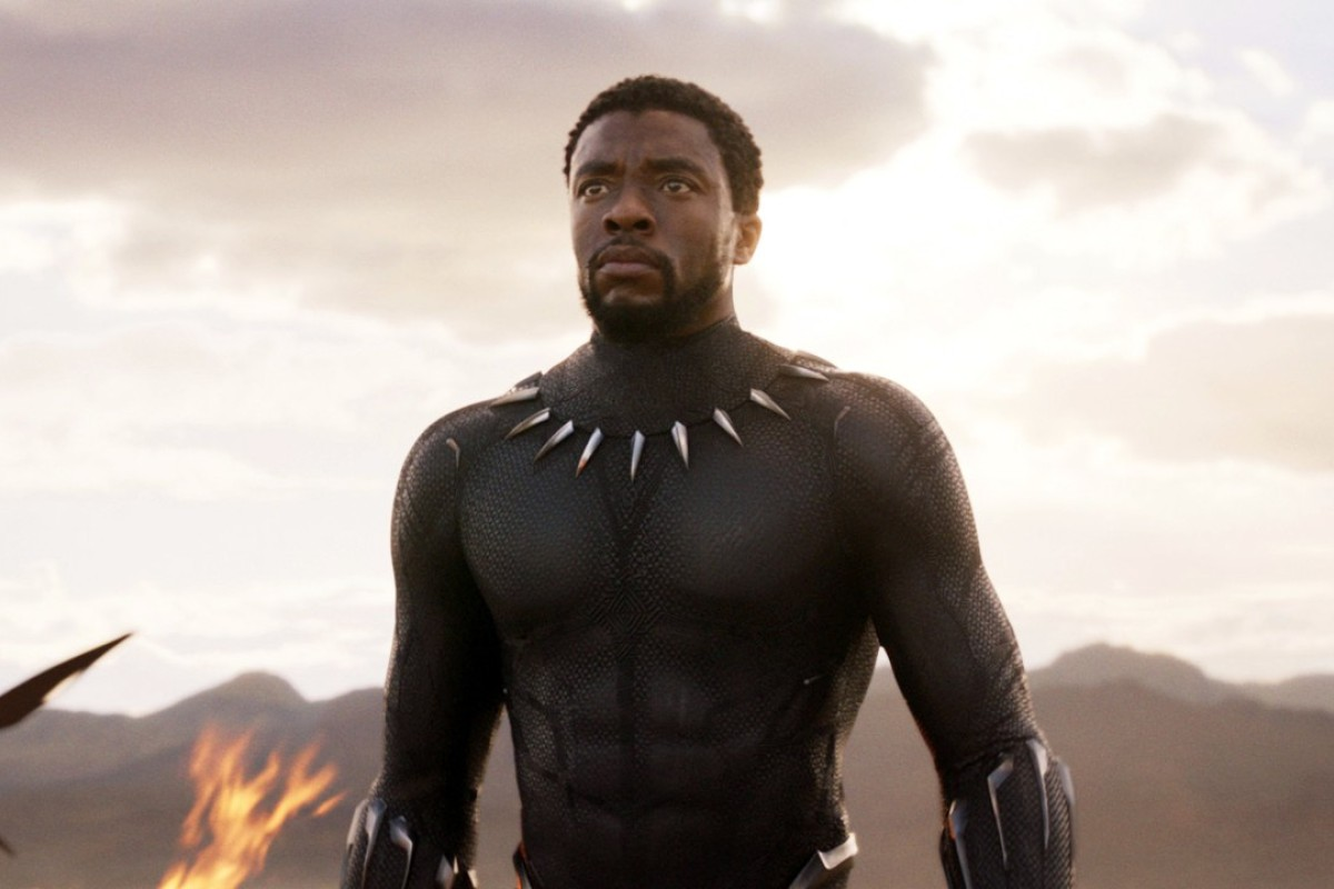 American Chadwick Boseman, 41, stars in the title role in the 18th movie in the Marvel Cinematic Universe – the first black superhero to get his own stand-alone movie. Photo: Marvel Studios