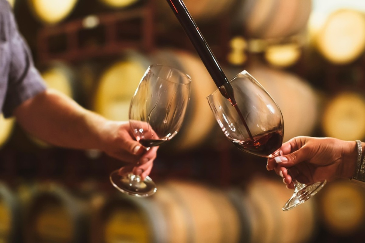Tasting wine in the cellar is a privilege enjoyed by a select few. Picture: Alamy