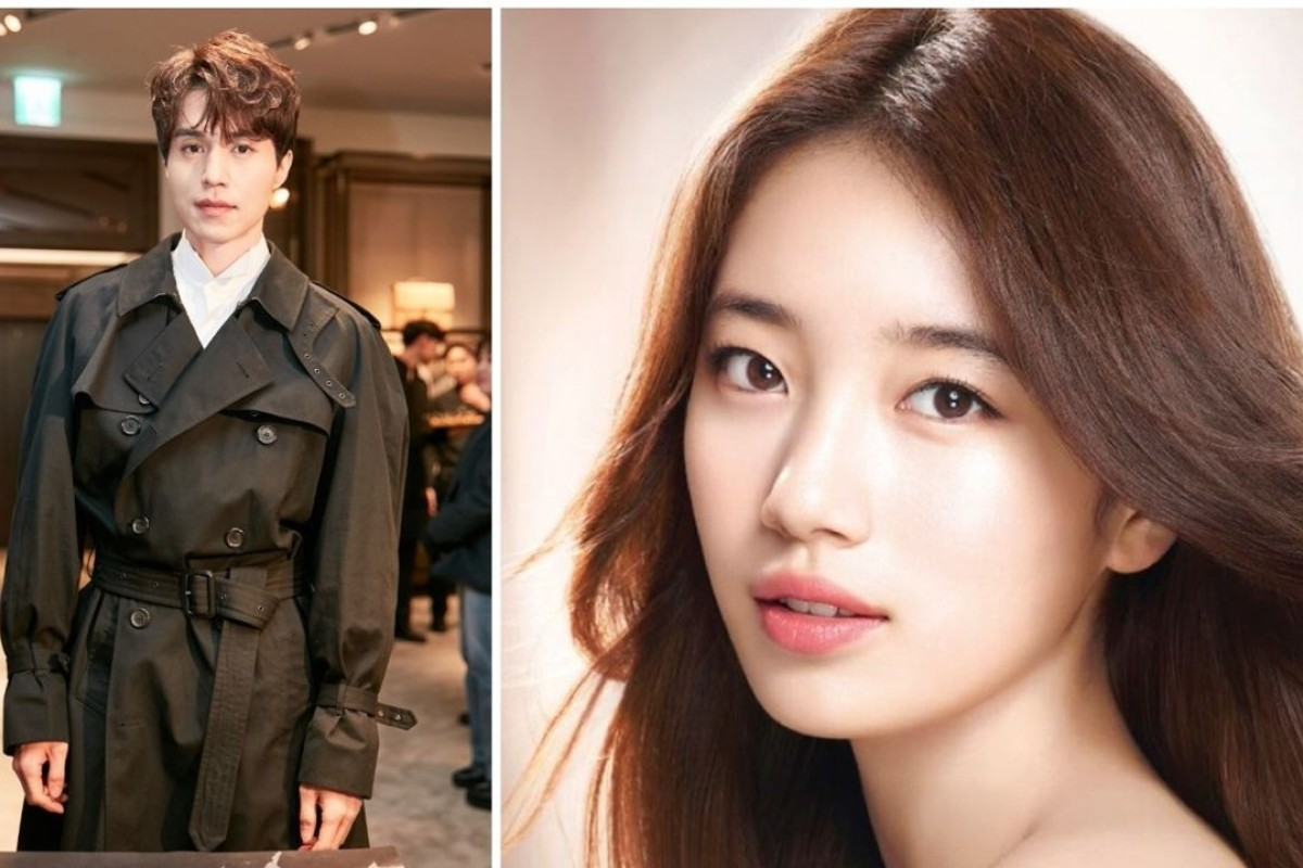 #Showbiz: It's confirmed! Suzy and Lee Dong-wook are dating