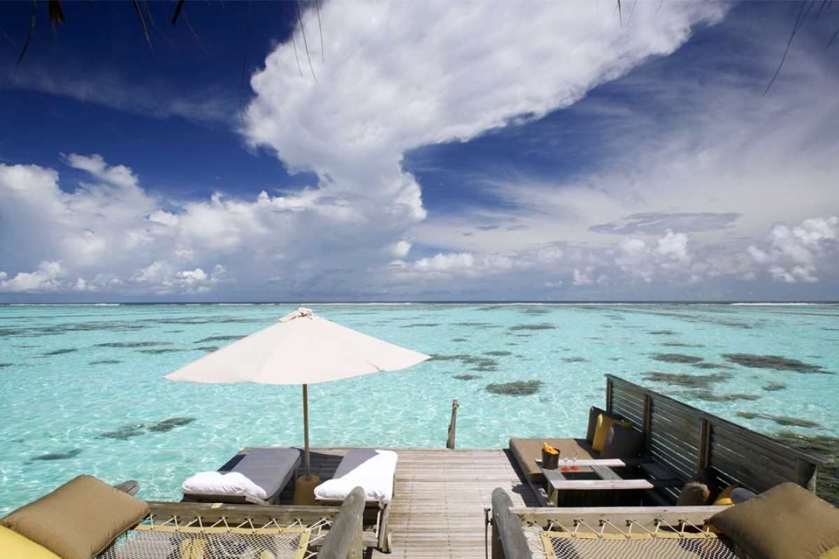 Gili Lankanfushi Resort In The Maldives Which Is One Of Six Destinations Recommended
