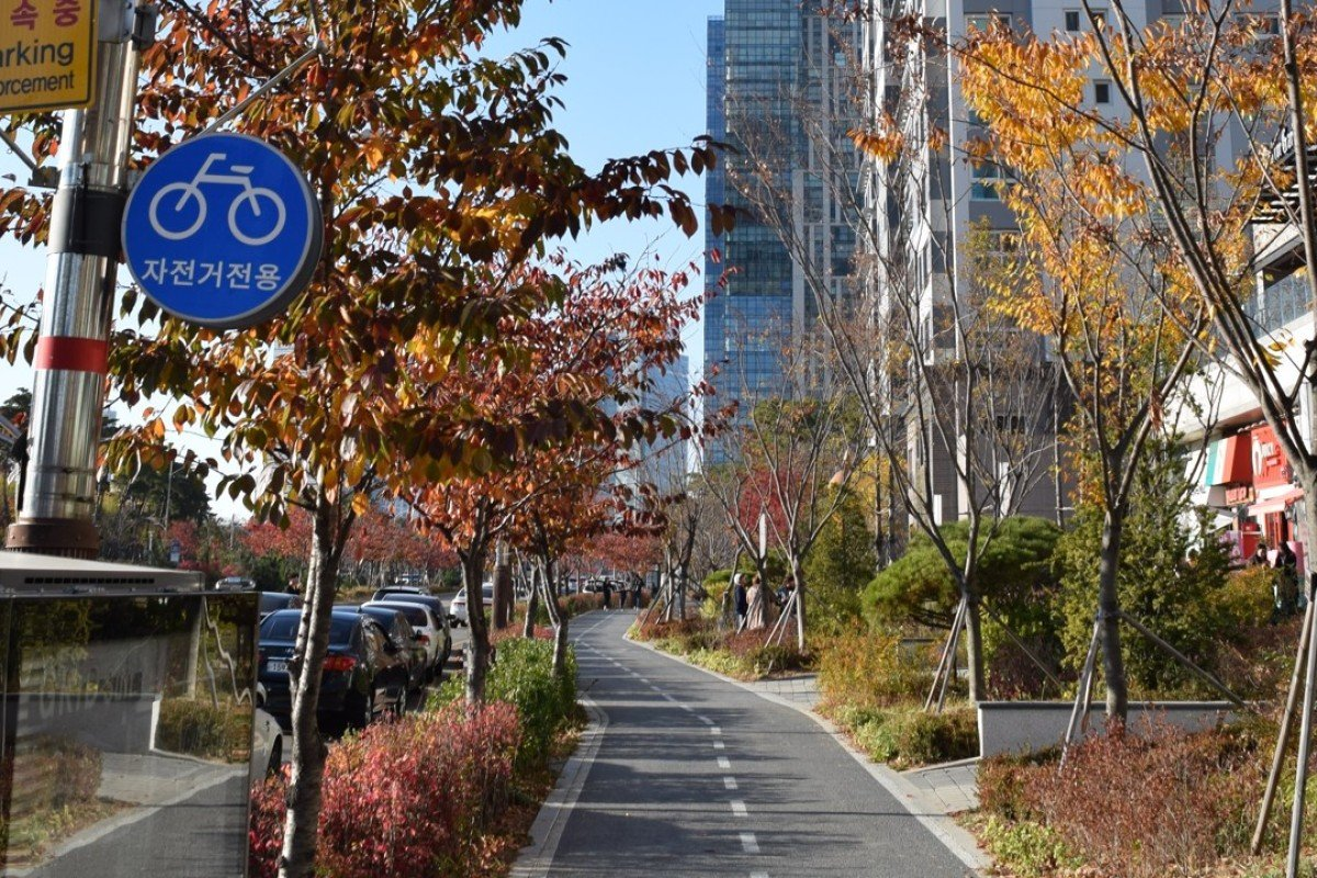 Songdo has about 70,000 residents, just a fraction of what developers had hoped. Photo: Chris White