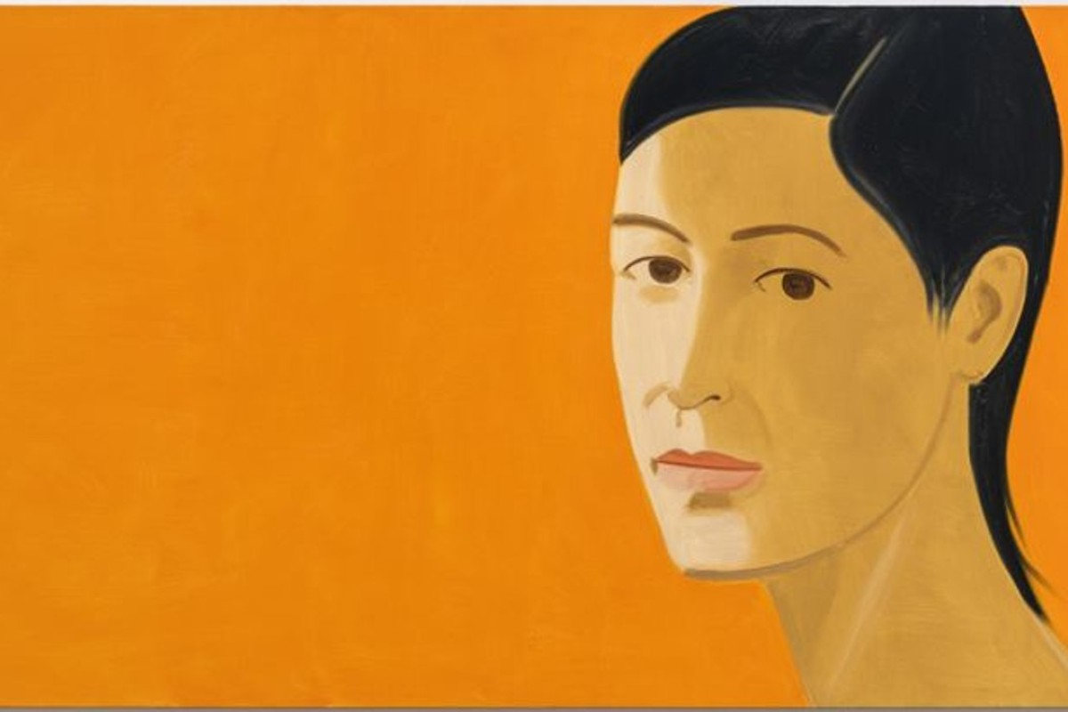 American artist Alex Katz is best known for works such as Darisa (2015) and Black Dress (2018). An exhibition of his latest series will be held at the Lotte Museum of Art, in Seoul, South Korea, until July 23. Photo: Lotte Museum of Art